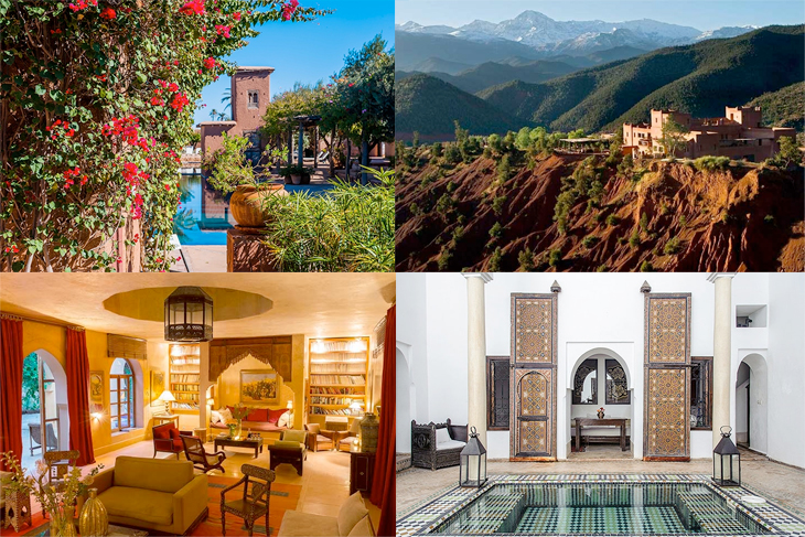 WIN 1 night each in 4 Amazing Eco Friendly Hotels in Marrakech